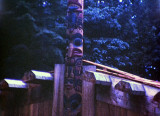 Opening ceremony for Haida section of Totem Park